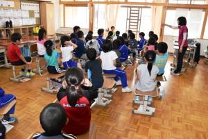 斗川小学校との交流会!