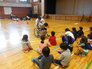 9月13日 3年生子ども福祉スクール