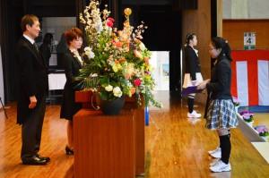 3月16日 6年生卒業式