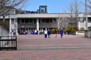 4月15日 初等部交通安全教室