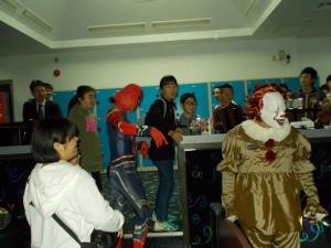 6年生 三沢基地訪問